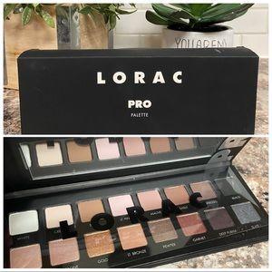 🆕 LORAC Pro Artistry Pallete & Eyeshadow Primer